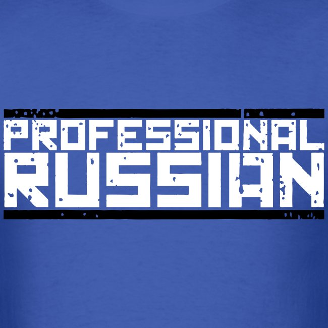 Standard Tee: Professional Russian