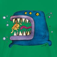 Design ~ Big Fish Green  Tshirt