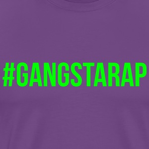Gangsta Rap - Men's Premium T-Shirt