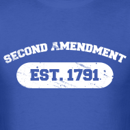 Design ~ Standard Tee: Second Amendment