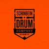 Schinbein Drum Co's Zigaboo Shirt. - Men's T-Shirt