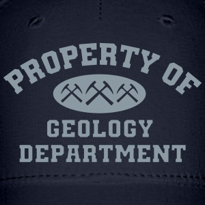 Property Of Geology Department Cap - Baseball Cap