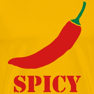 Chili Pepper T-Shirts - Men's Premium T-Shirt