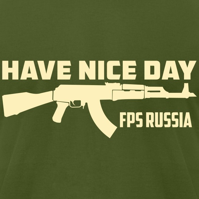 American Apparel: Have Nice Day