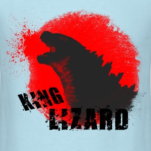 King Lizard T-Shirts - Men's T-Shirt