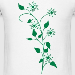 Flowers T-Shirts - Men's T-Shirt
