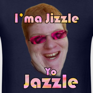 Jazzy Wanks 2 - Men's T-Shirt