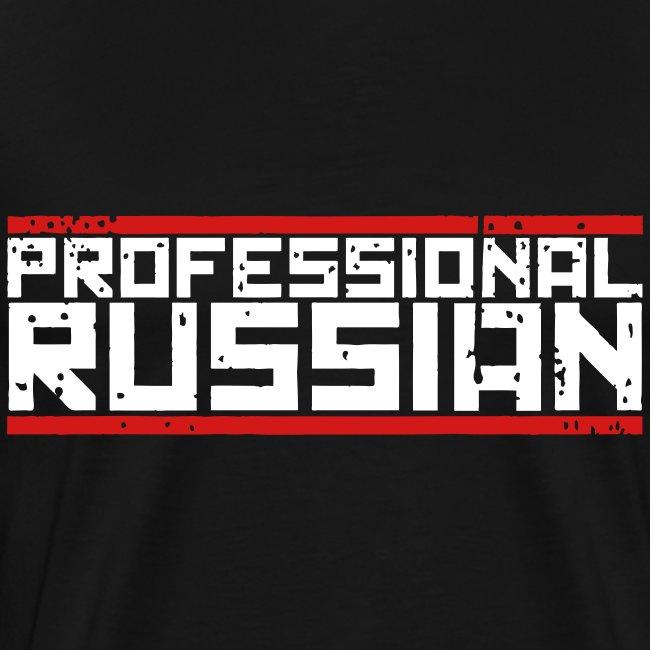 Premium Tee: Professional Russian
