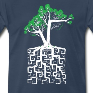 Square Root T-Shirts - Men's Premium T-Shirt