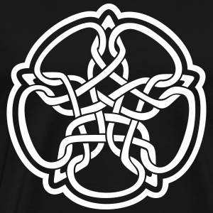 Celtic Star T-Shirts - Men's Premium T-Shirt