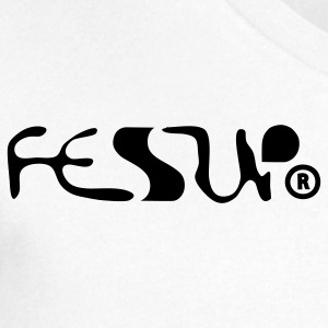 FESUP V-Neck Tee - Men's V-Neck T-Shirt by Canvas