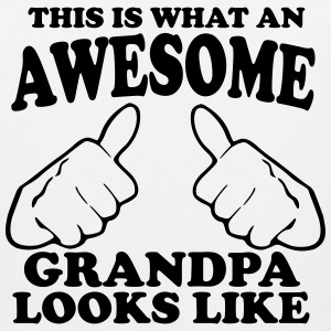 This is What an Awesome Grandpa Looks Like Men - Men's Premium Tank