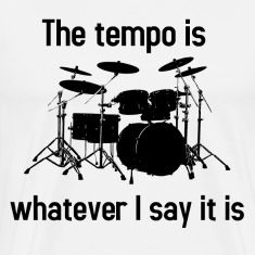 Tempo is whatever I say it is