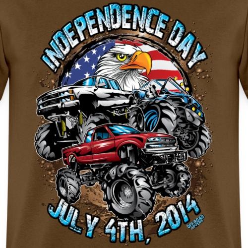 Independence Mud Trucks