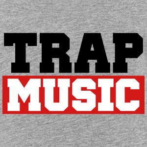 TRAP MUSIC - BASS PARTY Baby & Toddler Shirts - Toddler Premium T-Shirt