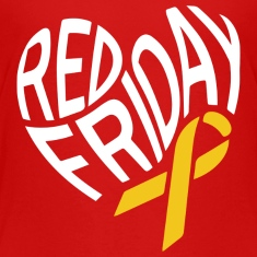 Red Friday Kid's Tee