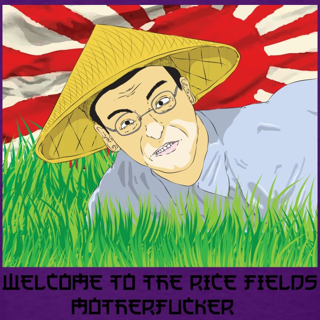WELCOME TO THE RICE FIELDS WOMEN