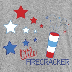 Little Firecracker 4th July Baby & Toddler Shirts - Toddler Premium T-Shirt