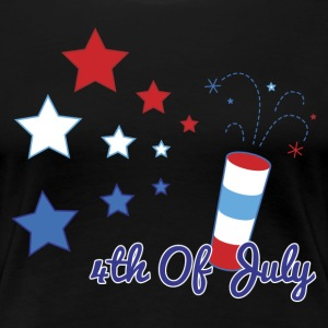 4th Of July Independence Day Women's T-Shirts - Women's Premium T-Shirt