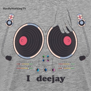 I deejay - Men's Premium T-Shirt
