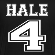 Design ~ Hale 4 Front and Back Tee
