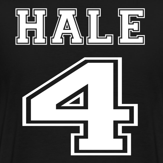 Hale 4 Front and Back Tee