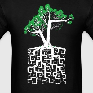Square Root - Men's T-Shirt