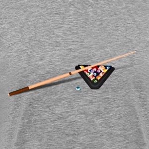 Billiards - Men's Premium T-Shirt