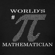 Design ~ World's # Pi Mathematician