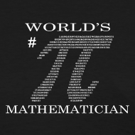 Design ~ World's # Pi Mathematician (Women's)