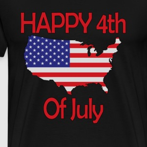 4th_of_july - Men's Premium T-Shirt