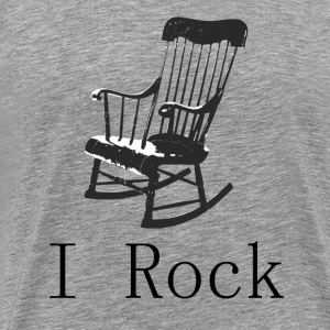 I Rock - Men's Premium T-Shirt