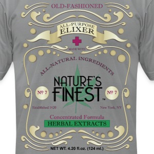 Natures Finest - Men's T-Shirt by American Apparel
