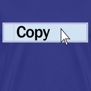 couple_copy_paste T-Shirts - Men's Premium T-Shirt