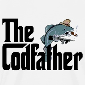 The Codfather Men's Premium T-shirt - Men's Premium T-Shirt