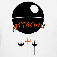 Design ~ Attack Death Star Women