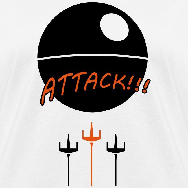 Attack Death Star Women
