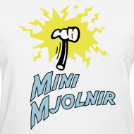 Design ~ Mini Mjolnir Women