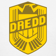 Design ~ Dredd Eagle logo Women
