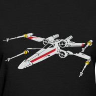Design ~ SKYF-01-020 xwing-01 Wars Women