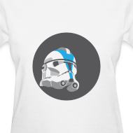 Design ~ SKYF-01-018 StarTrooper Head Women