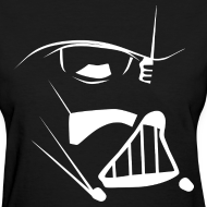 Design ~ Darth Vader Closeup Women