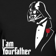 Design ~ SKYF-01-029 Darth Vader father tuxedo Women
