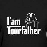 Design ~ SKYF-01-030 Darth Vader iam your father Women
