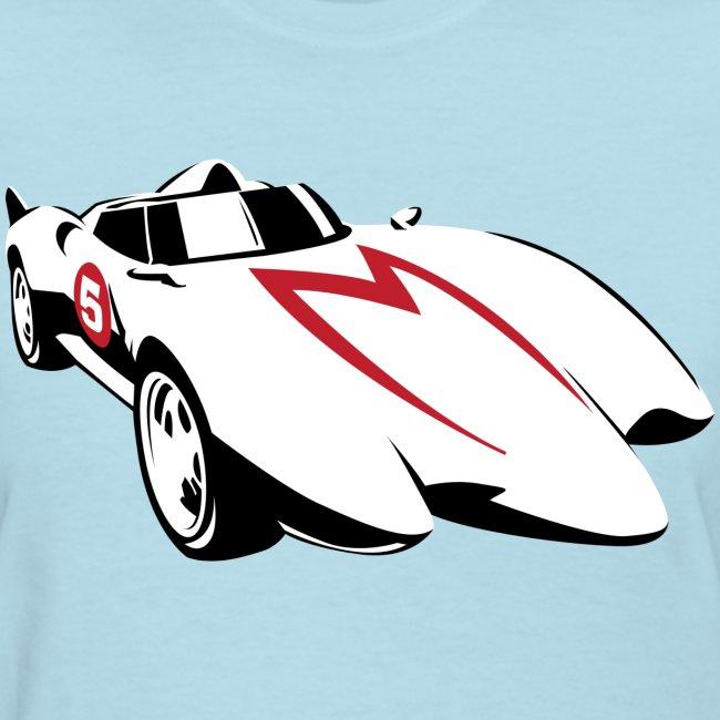 SKYF-01-032 speedracer Mach 5 Women