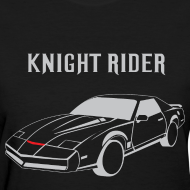 Design ~ SKYF-01-034 knight rider car Women