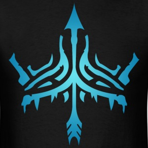 Ashe Icon (Freljord) - Men's T-Shirt