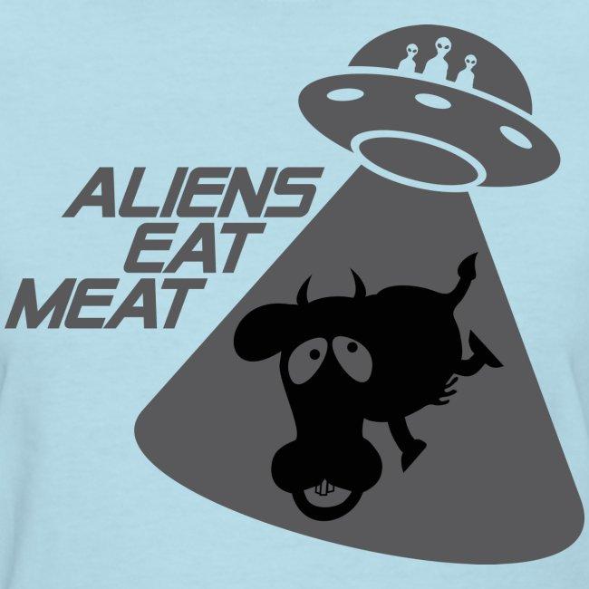 SKYF-01-060-alien eats meat Women