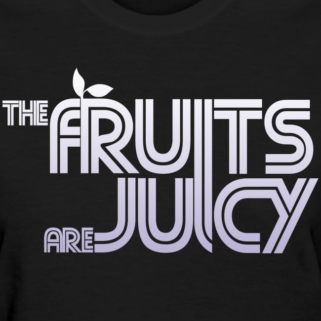 SKYF-01-065-The friuts are juicy Women