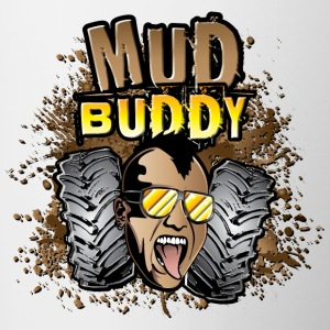 Mud Buddy Bottles & Mugs - Contrast Coffee Mug